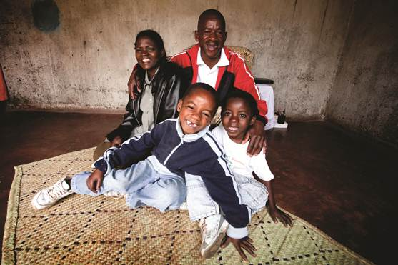 Family Planning: A Cornerstone of Health for HIV-affected Families - Elizabeth Glaser Pediatric AIDS Foundation